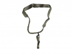 Sling, OD green, bungee, 1 POINT