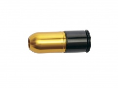 GRENADE, 40 MM, 6MM BB, 90 RD, LARGE
