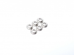 Ball bearings, 5,9mm, 6 pcs., RS series