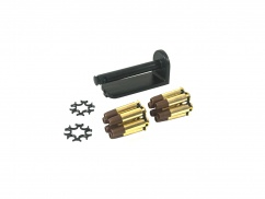 Moon Clip , 6mm, 12 rounds, DW 715