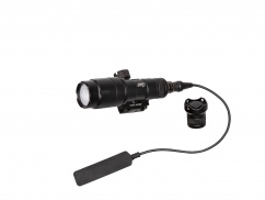 LAMPE TACTICAL STRIKE NOIRE 280-320 LUMENS