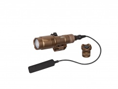 LAMPE TACTICAL STRIKE TAN 280-320 LUMENS