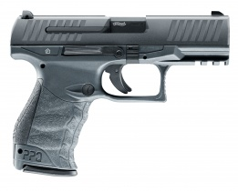 WALTHER PPQ GBB metal grey  6mm