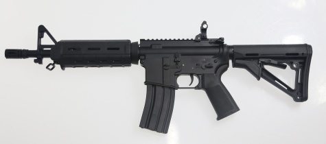 M4 MOE  BLACK SHORTEN