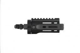 M-LOK HANDGUARD SHORT BLACK