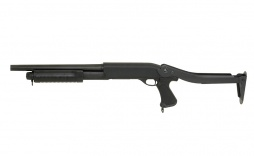 CYMA M870 Folding Stock Short Model BK