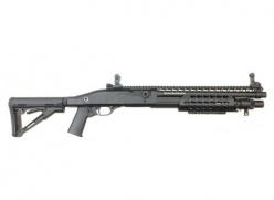 CYMA M3 Tactical M-Stock BK