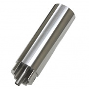 Ver 3 one piece stainless cylinder