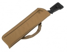 HOLSTER FUSIL A POMPE tan