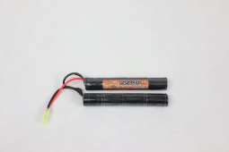 Batterie 9.6V Ni-MH 2200mAh 2 sticks
