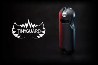 Shocker Tinyguard - 2.000.000 Volts