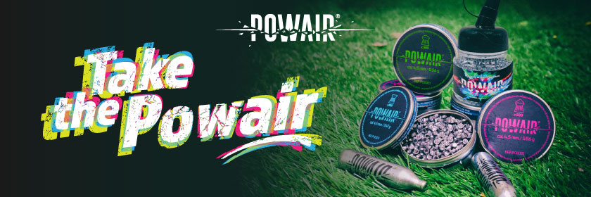 Take the Powair